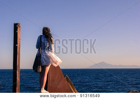 Queen of the Aegean Sea