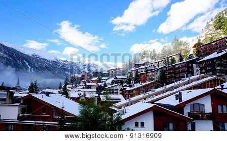 Viewpoints Of Zermatt