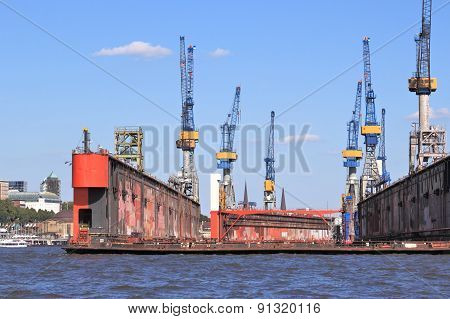 Harbor Dry Dock