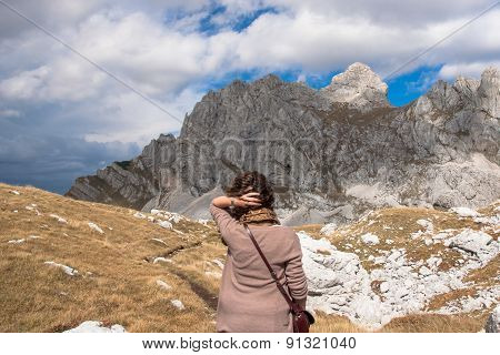 That  big mountains