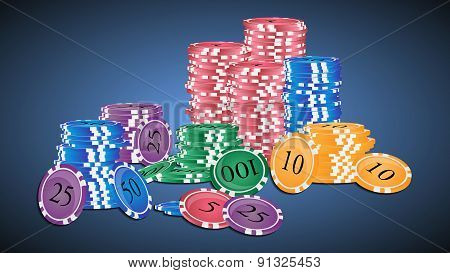 Stack Chips 01