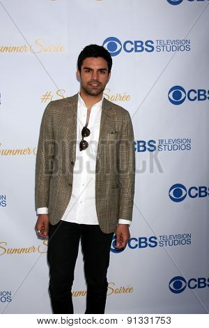 LOS ANGELES - MAY 18:  Sean Teale at the CBS Summer Soiree 2015 at the London Hotel on May 18, 2015 in West Hollywood, CA