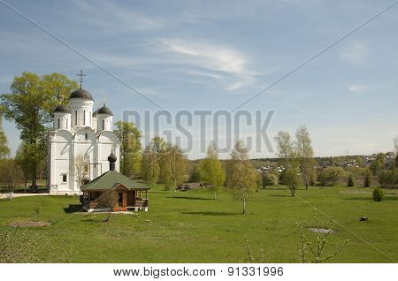 The Archangel Michael Church In Mikulino Village