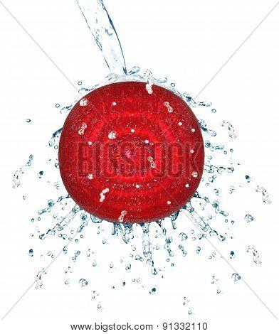 beetroot splash