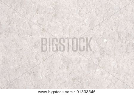Salt As Background Texture
