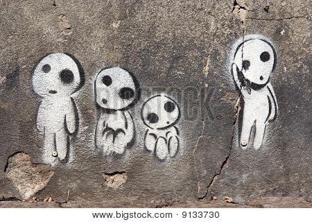 Family Of Aliens