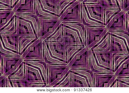 Geometric Textured Pattern