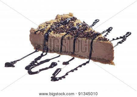 Chocolate Cake With Syrup