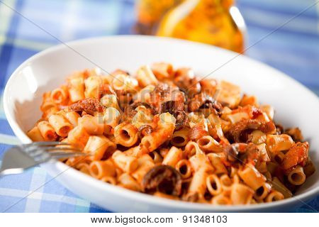 Pasta Collection - Tubetti With Baby Octopus
