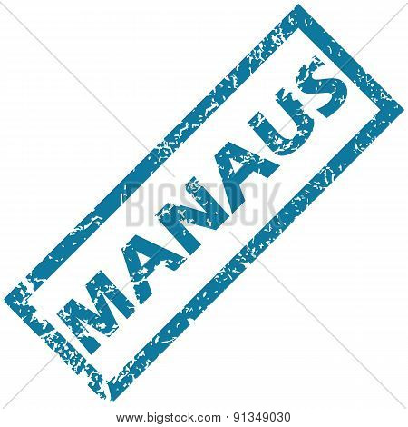 Manaus rubber stamp