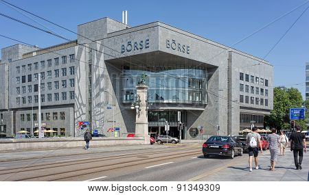 SIX Swiss Exchange Building