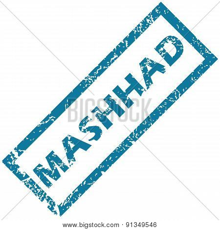 Mashhad rubber stamp