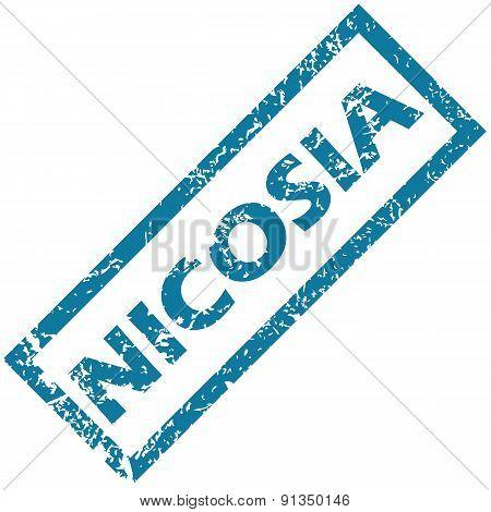 Nicosia rubber stamp