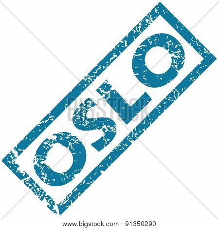 Oslo rubber stamp