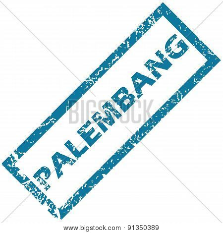 Palembang rubber stamp