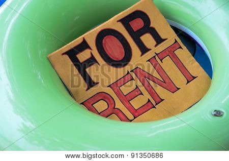 Signs for Rent