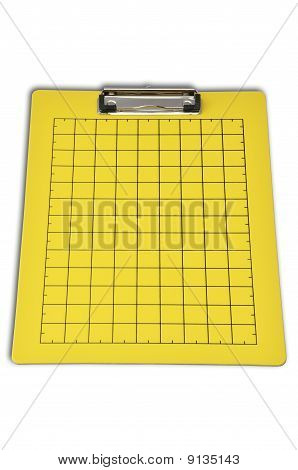 Yellow Color Writing Boards