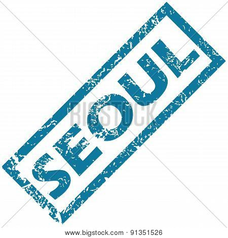 Seoul rubber stamp