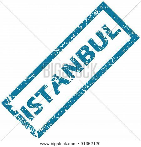 Istanbul rubber stamp