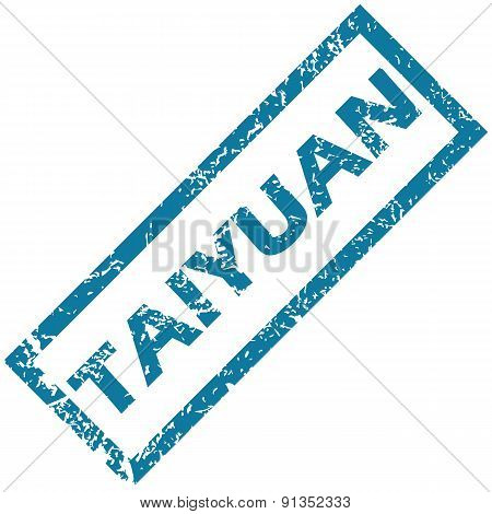 Taiyuan rubber stamp