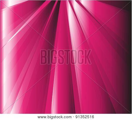 Rays effect purple background