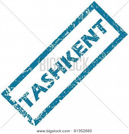 Tashkent rubber stamp