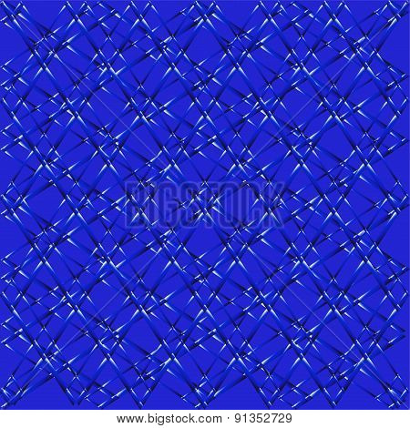 Background abstract blue Plaid texture