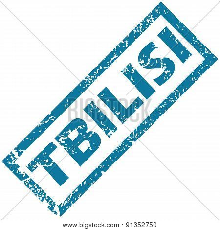 Tbilisi rubber stamp