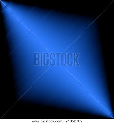 Blue dynamic digital background