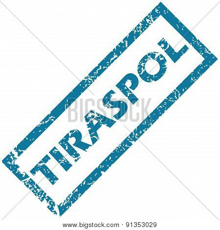 Tiraspol rubber stamp
