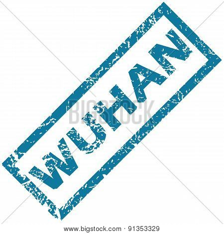 Wuhan rubber stamp