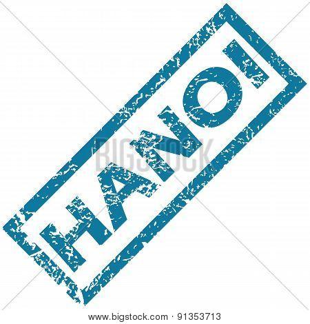 Hanoi rubber stamp