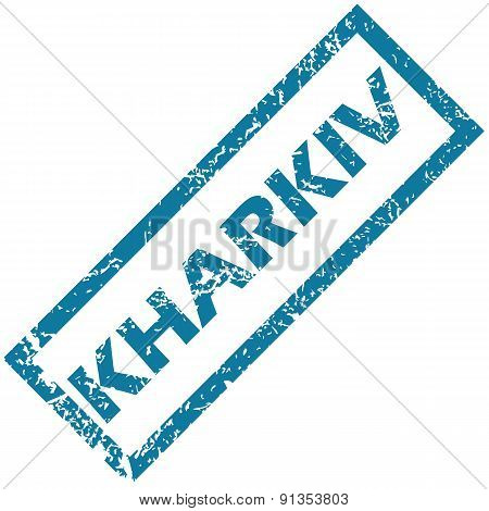 Kharkiv rubber stamp