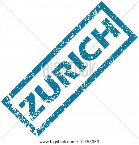 Zurich rubber stamp