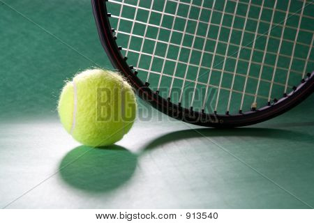 Ball And Racket