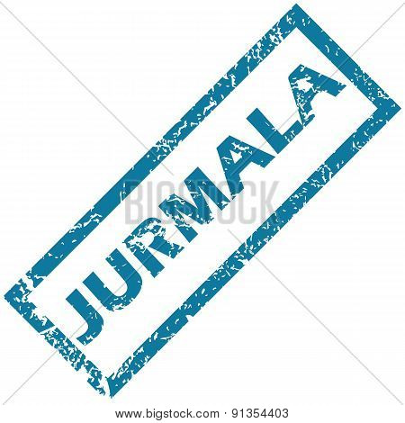 Jurmala rubber stamp