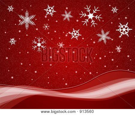 Nevadas de Navidad