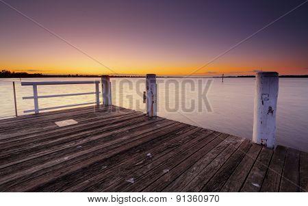Shoalhaven River Dawn