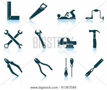 Set Of Tools Icon