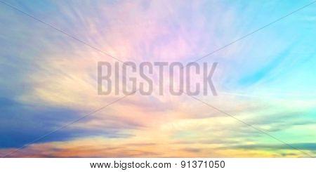 sky background beautifull clouds