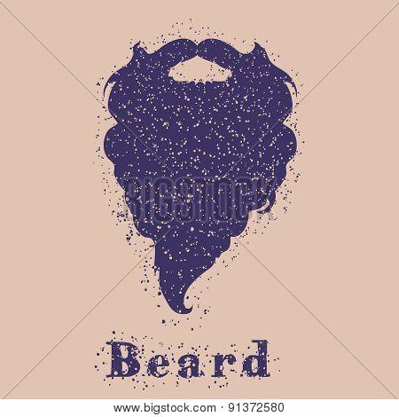 Beard Background