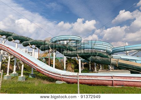 Old Water slide Complex