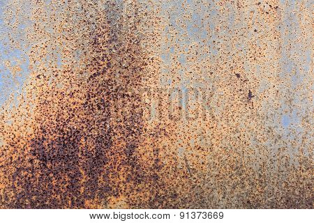 Abstract Corroded Colorful Wallpaper Grunge Background Iron Rusty Artistic