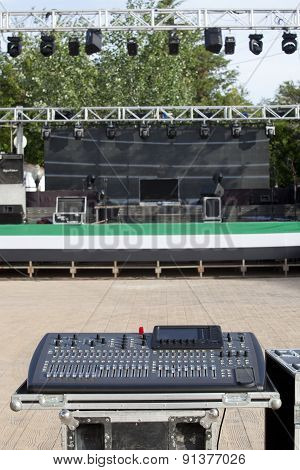 Sound Board Outdoors