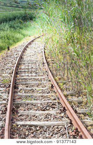 Curve Rail Corner