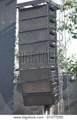 Set Of  Powerful Speakers