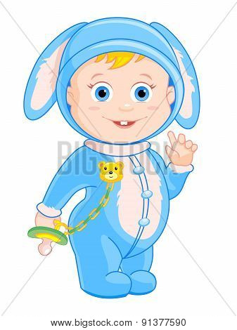 Boy-bunny
