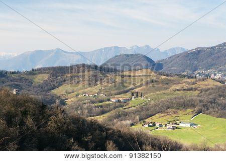 Park Of Montevecchia (brianza)