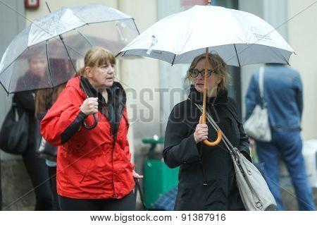 Women On Street