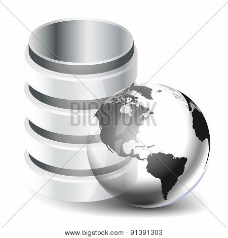 Database and Earth